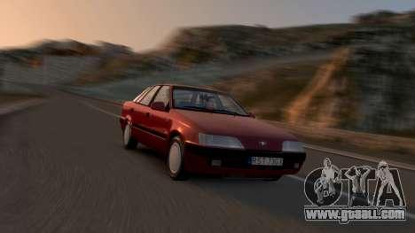Daewoo Espero 1.5 GLX 1996 for GTA 4 interior