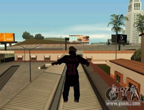 Cleo Slap for GTA San Andreas second screenshot
