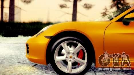 ENB Flash Real Overhaul for GTA San Andreas fifth screenshot