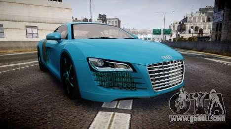 Audi R8 Tron Legacy [EPM] for GTA 4