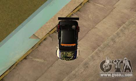 Mitsubishi Lancer Evo 9 VCDT V2 for GTA San Andreas right view