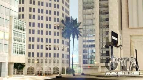 Miami Sunset ENB for GTA San Andreas