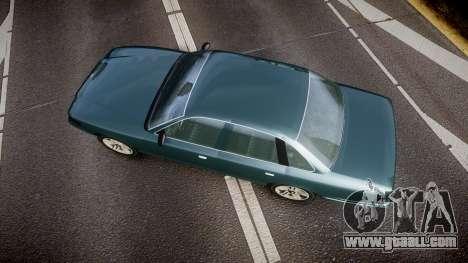 GTA V Vapid Stanier new wheels for GTA 4