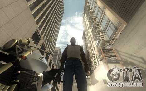Classic Dark ENB for GTA San Andreas forth screenshot