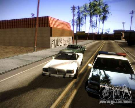 Glazed Graphics for GTA San Andreas second screenshot