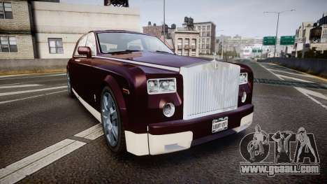 Rolls-Royce Phantom EWB v3.0 for GTA 4