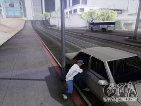 Hacking machine for GTA San Andreas
