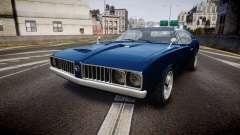 Classique Stallion Fastback for GTA 4