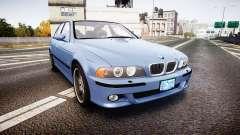 BMW M5 E39 stock for GTA 4