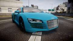 Audi R8 Tron Legacy [EPM] for GTA 4