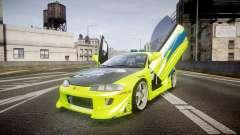 Mitsubishi Eclipse GSX 1995 Furious v3.0