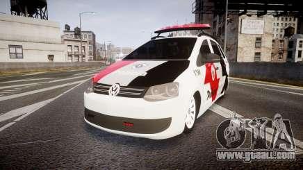 Volkswagen Suran PMESP [ELS] for GTA 4