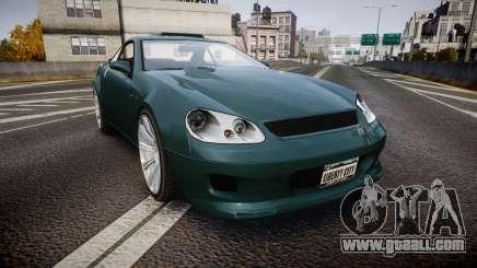 Benefactor Feltzer V8 Sport for GTA 4