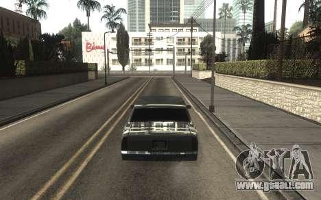 ColorMod и ENB Series for GTA San Andreas