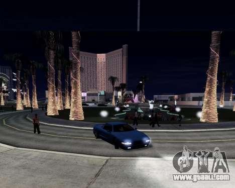 GtD ENBseries for GTA San Andreas third screenshot
