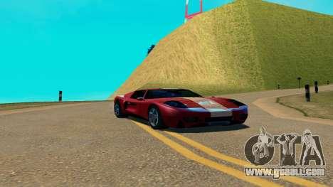 Summers-ENB v9.5 for GTA San Andreas second screenshot