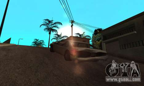 New Effects Paradise for GTA San Andreas forth screenshot