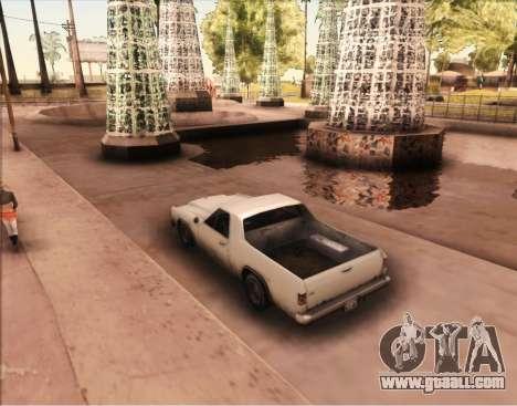 ENB Gentile v2.0 for GTA San Andreas