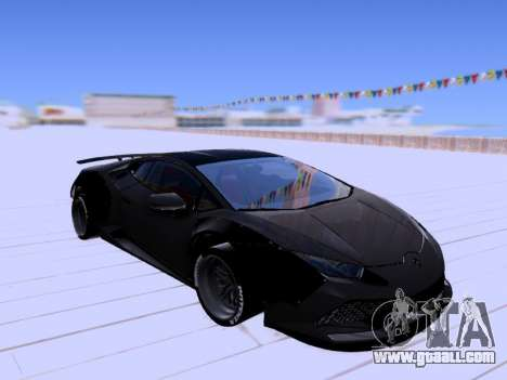 ENB Huston's Family v2.0 for GTA San Andreas second screenshot