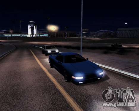 GtD ENBseries for GTA San Andreas forth screenshot