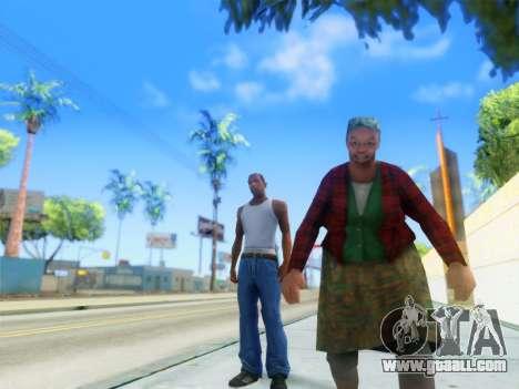 ENB Graphics Enhancement v2.0 for GTA San Andreas second screenshot