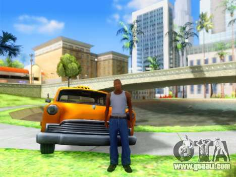 ENB Graphics Enhancement v2.0 for GTA San Andreas forth screenshot