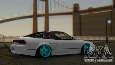 ENB W V2 for GTA San Andreas forth screenshot