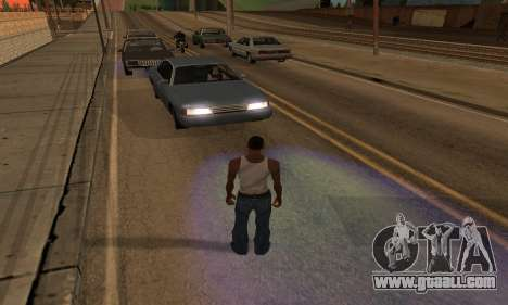 New Effects Paradise for GTA San Andreas eighth screenshot