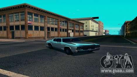 Summers-ENB v9.5 for GTA San Andreas forth screenshot