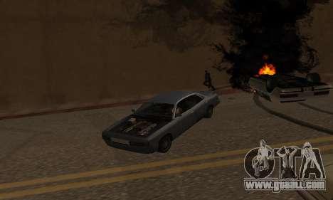 New Effects Paradise for GTA San Andreas ninth screenshot
