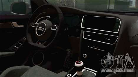 Audi S4 Avant 2013 for GTA San Andreas