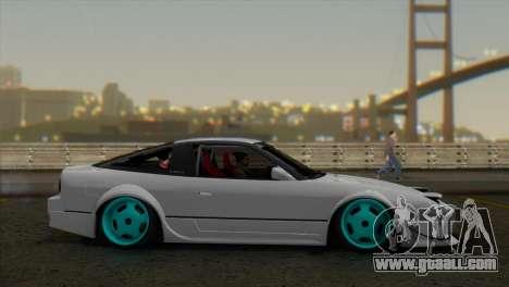 ENB W V2 for GTA San Andreas third screenshot