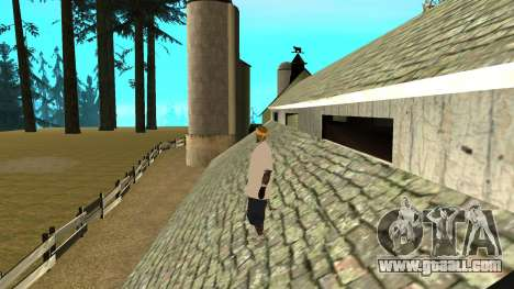 New lsv3 for GTA San Andreas third screenshot