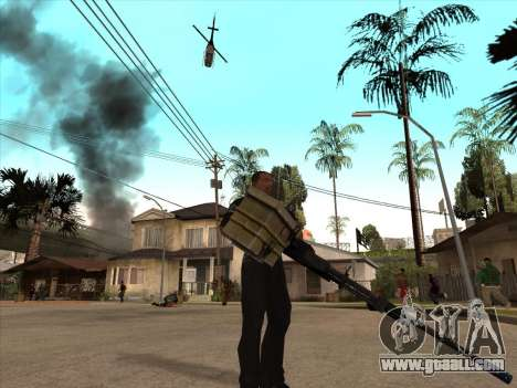 CORD from Battlefield 3 for GTA San Andreas