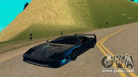 Summers-ENB v9.5 for GTA San Andreas