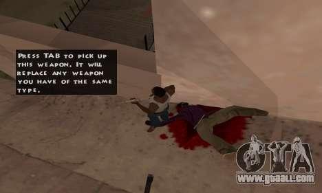 New Effects Paradise for GTA San Andreas sixth screenshot