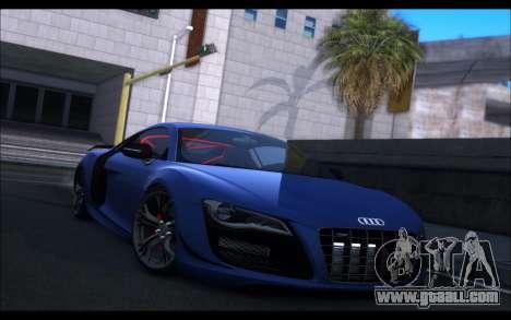 ENB Ximov V3.0 for GTA San Andreas
