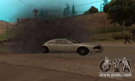 New Effects Paradise for GTA San Andreas third screenshot