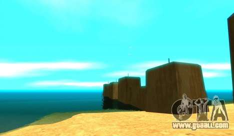 ENB for low PC for GTA San Andreas third screenshot