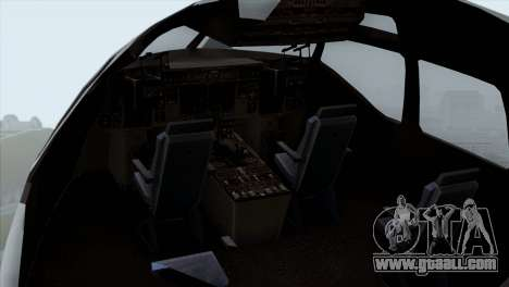 C-17A Globemaster III USAF McGuire for GTA San Andreas