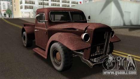 GTA 5 Bravado Rat-Loader IVF for GTA San Andreas