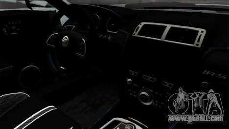 Jaguar F-Type for GTA San Andreas right view