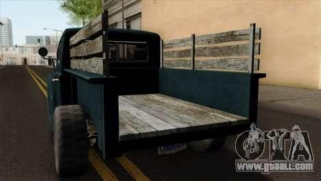 GTA 5 Bravado Rat-Loader for GTA San Andreas back view