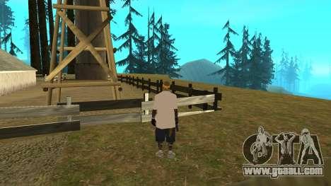 New lsv3 for GTA San Andreas forth screenshot