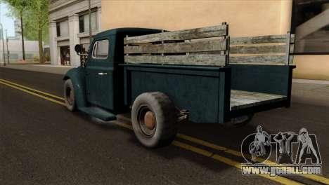 GTA 5 Bravado Rat-Loader for GTA San Andreas left view