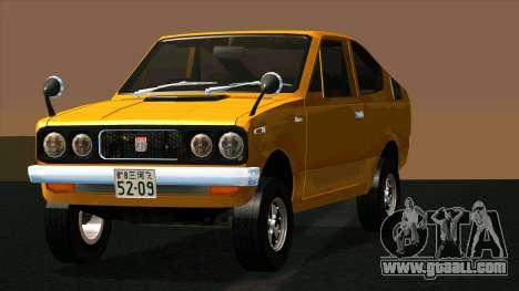 Mitsubishi Minica Skipper for GTA San Andreas