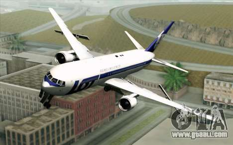 Boeing 767-300 PLL LOT for GTA San Andreas