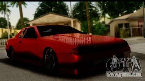 Elegy by Molniya for GTA San Andreas