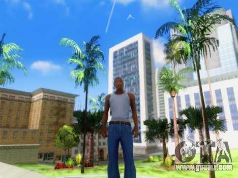 ENB Graphics Enhancement v2.0 for GTA San Andreas sixth screenshot