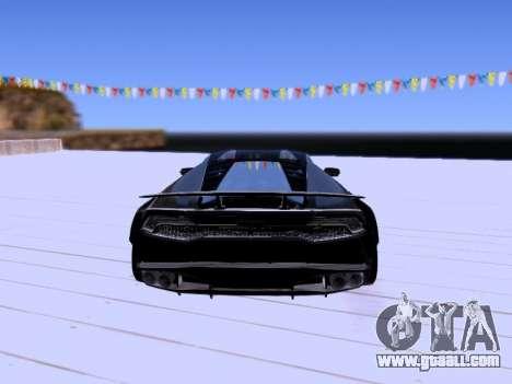 ENB Huston's Family v2.0 for GTA San Andreas third screenshot